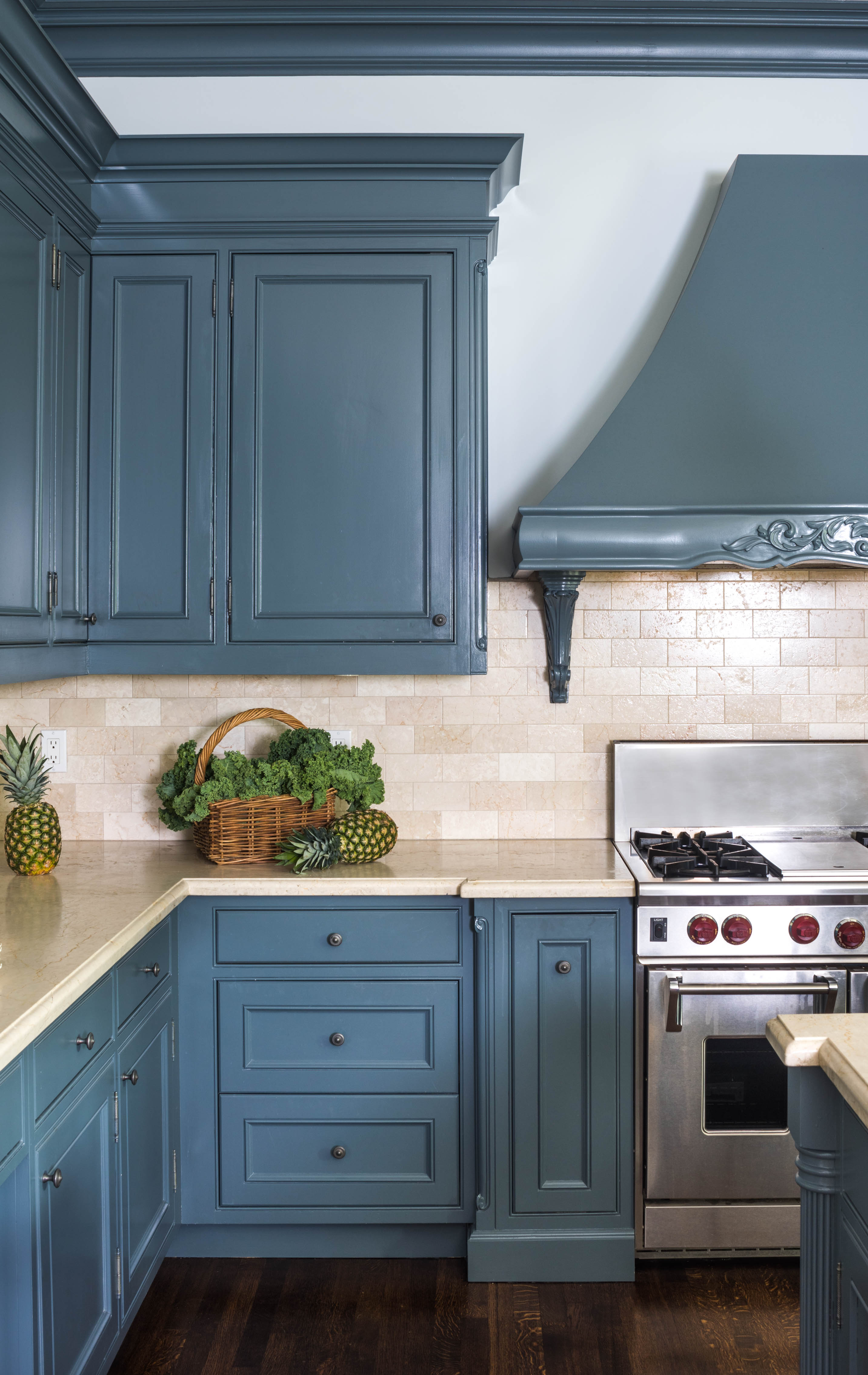 To paint or not to paint the kitchen cabinets | WillMac Design