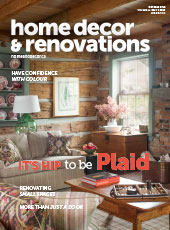 Home Decor & Renovations October 2015