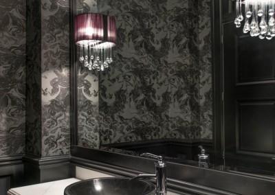Black Interior Design Will Mac Toronto