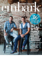 Embark Magazine October/November 2015