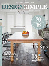 Beatiful Design Made Simple 2016 Trends Issue