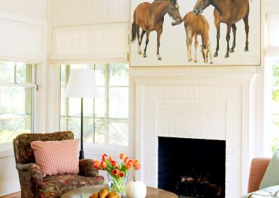 South Carolina Horse Farm