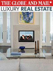 Globe and Mail - Luxury Real Estate